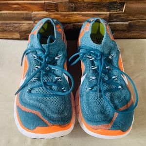 Nike Free 5.0 FlyKnit running shoes